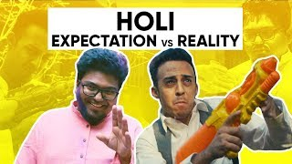 HOLI | Expectations vs Reality | Jordindian