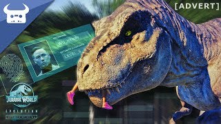 JURASSIC WORLD EVOLUTION SONG: Secrets of Dr Wu | Dan Bull