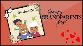 Grandparents Day Special   By The Parishioners Of Holy Family