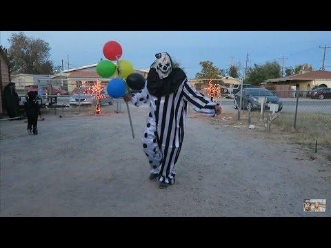 Halloween Clowns- Vlog#37