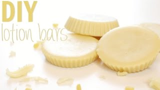 How To Make Awesome Lotion Bars With Cocoa Butter And Vanilla