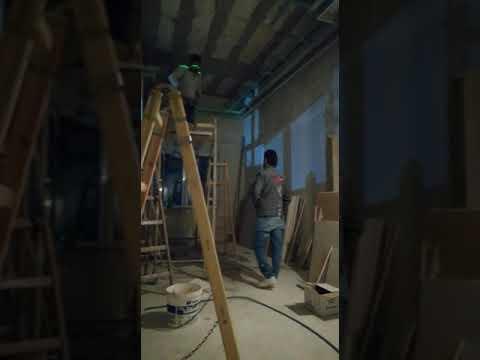Sıfırdan Alçıpan Tavan ve Kenarlarına LED Işıklandırma Yapılması