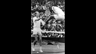 Roy Emerson/Fred Stolle Vs Charlie Pasarell/Frank Froehling. 1965 US Open Final