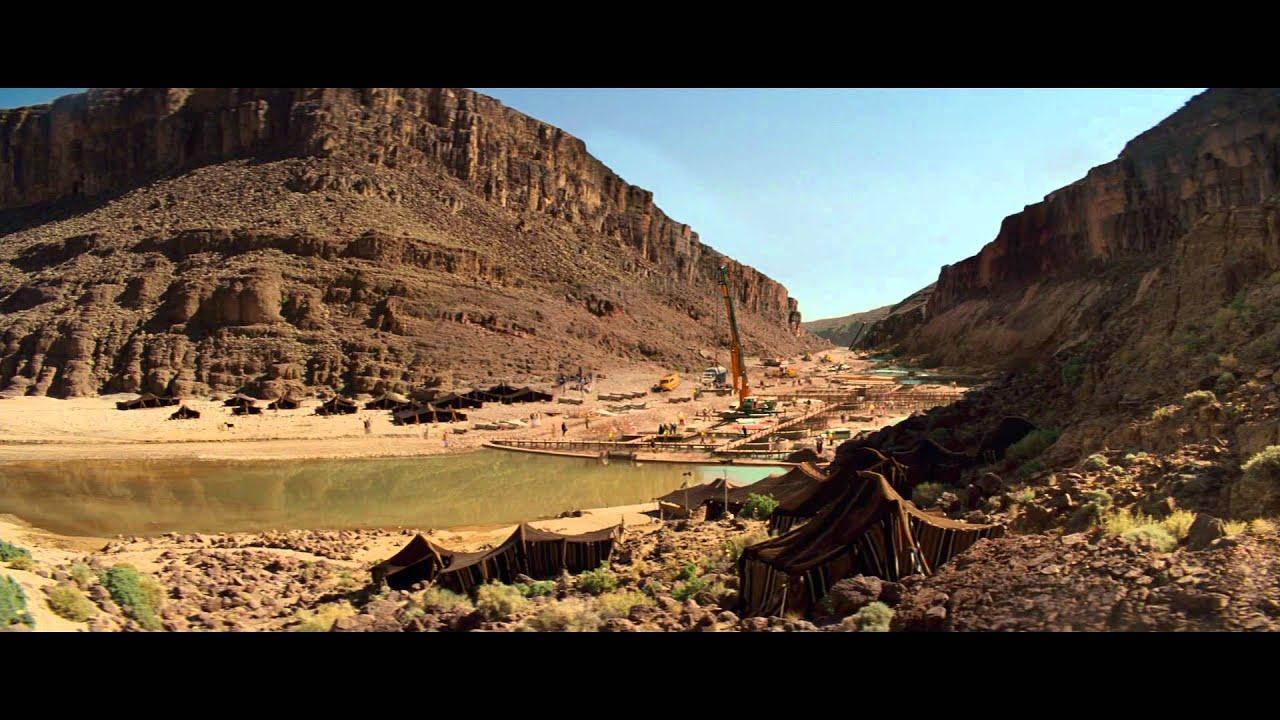 Trailer för Laxfiske i Jemen
