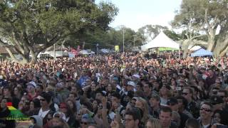 The Green - Never - Ft. New Kingston (Live) - 2013 California Roots