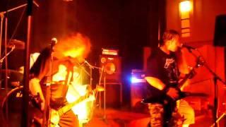 Video Frost In Soul .Live in Kinokavárna Galaxie Svitavy