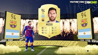 FIFA 09 - FIFA 20 PACK OPENING ANIMATION!