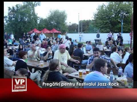 Pregătiri pentru Festivalul Jazz-Rock