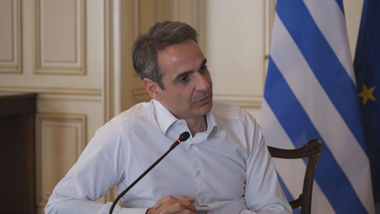 Παρέμβαση του Πρωθυπουργού στη συνεδρίαση της Επιτροπής Λοιμωξιολόγων του Υπουργείου Υγείας