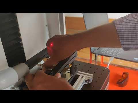 Enclosed Body Laser Marking Machine ( Class I)