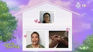 Hồng Ánh phải nhịn cười khi bàn tay Thái Hòa khác xa bàn tay lam lũ trên phim   #6 GÕ CỬA NHÀ TÁO
