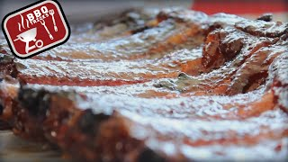 BBQ Ribs Fall Off The Bone Trick | Barbecue Tricks
