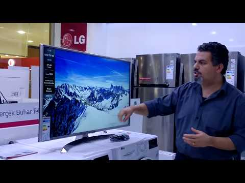 LG 43UJ701V ULTRA HD 4K UYDU ALICILI WEBOS 3.5 SMART TV TANITIM VE İNCELEME