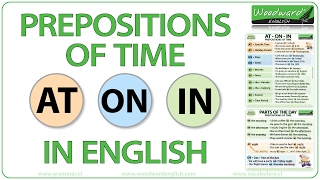 AT ON IN - Prepositions of Time in English | Kholo.pk