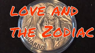 Your Zodiac Love And The Complete Memento Mori Silver Coin Set Completed