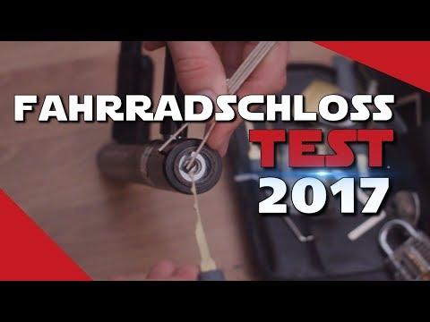 FAHRRADSCHLOSS TEST ► Die 3 sichersten Fahrradschlösser ► Abus vs Kryptonite