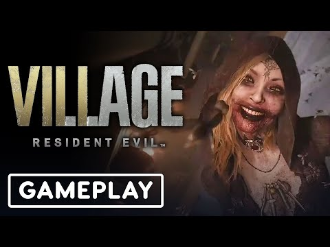 Gameplay du RE Showcase de Resident Evil Village