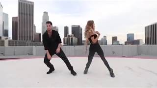 Clean Bandit Solo feat  Demi Lovato(Dance Video)