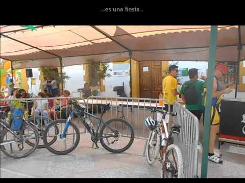 """I Ruta de bici de montaña """"Día de La Cruz"""" 2015 en Santa Cruz del Comercio - Granada"""