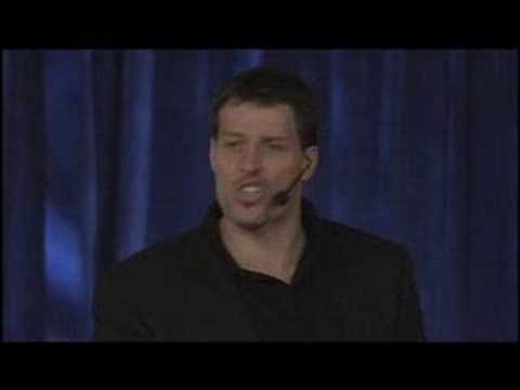 Anthony Robbins – How to transform blocks