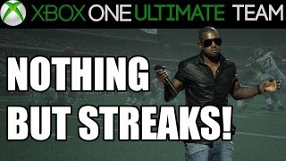 FACE THROWS AND LOB STREAKS! - Madden 15 Ultimate Team | MUT 15 XB1 Gameplay