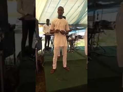 Lanre Clemzy Live @ Igbara Oke