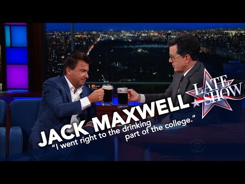 Jack Maxwell Dares Stephen To Drink An Ant Butt Mojito