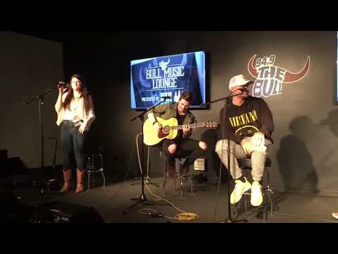 """My daughter singing """"WHAT IFS"""" with KANE BROWN"""