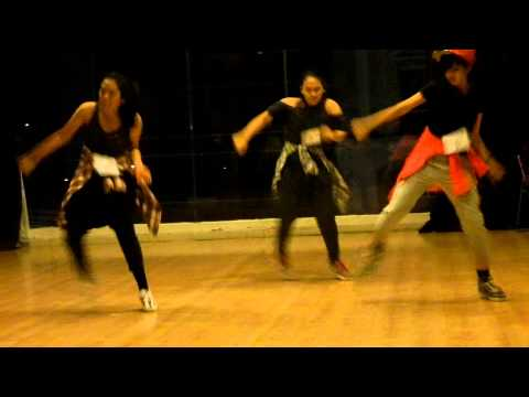 Hiphop Exam 2013 Gigi Art Of Dance.