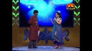 Manju M Doddamani in Reality shows @kasturi channel's  Hridayageethe Baredeninu.mpg