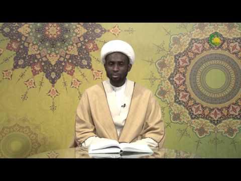 138. IDDAR SAKIN AURE - Malam : Shekh malam Mouhammed Darulhikma