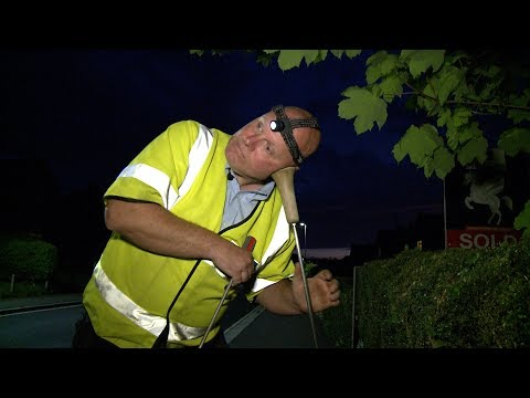 A day in the life of a leakage inspector