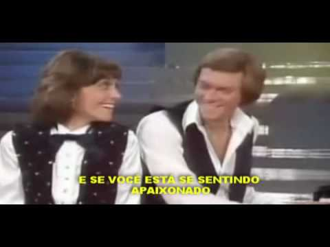 The Carpenters - Make believe it_s your first time (legendado).avi