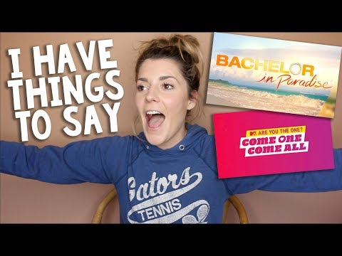 I HAVE THOUGHTS ABOUT REALITY TV // Grace Helbig