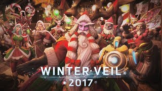 Winter Veil 2017 – Heroes of the Storm
