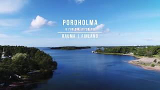Safe Approach to Poroholma port in Rauma, Finland