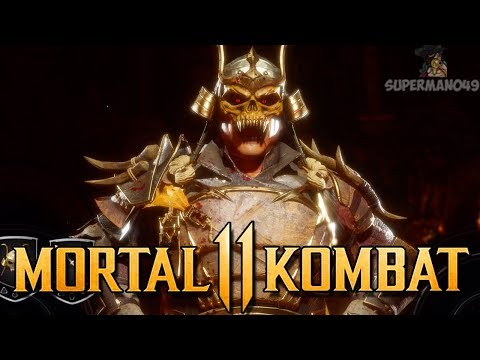 """Its Official, YOU SUCK! Crazy Comeback With Shao Kahn - Mortal Kombat 11: """"Shao Kahn"""" Gameplay"""