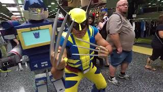 The Cosplay of Wizard World Chicago