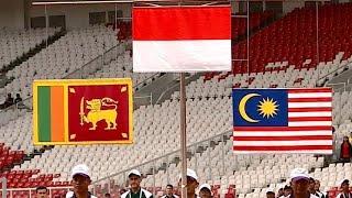 Tim Atletik Indonesia Raih 2 Emas