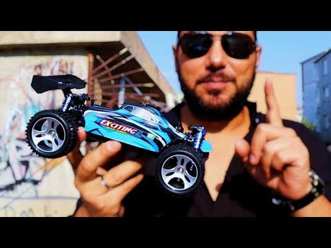 WLtoys 184011 RC Buggy Full Review - Affordable Version of WLtoys A959 RC Car