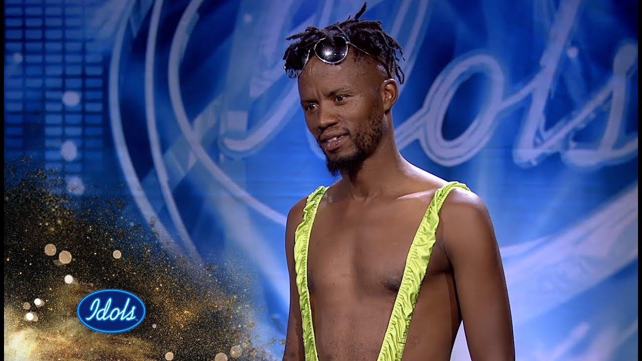 Idols SA Presents Snake Man! – DBN Highlight