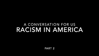 Racism in America (Part 2)