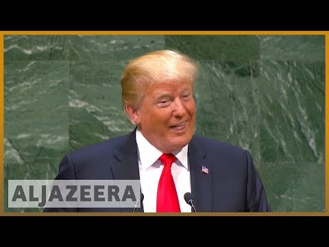 🇺🇸 Trump's UNGA speech: An embarrassment? | Al Jazeera English