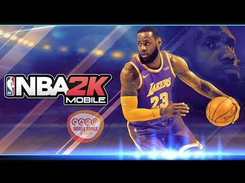 NBA 2K MOBILE Vs NBA 2K19 MOBILE(Graphics versus Gameplay