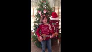 """""""Santa's Gonna Come in a Pickup Truck (Alan Jackson)"""" - Molly Jeanne's Gift of Song"""