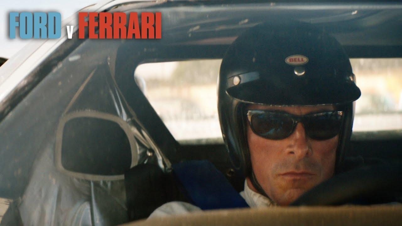 Ford v Ferrari - In 10 Days