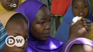Boko Haram frees abducted Nigerian schoolgirls | DW English