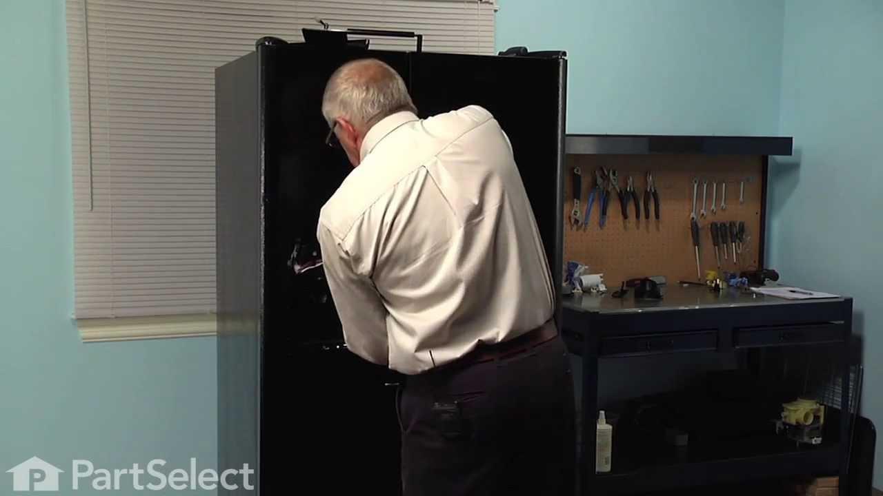 Replacing your Frigidaire Refrigerator Water Dispenser Actuator