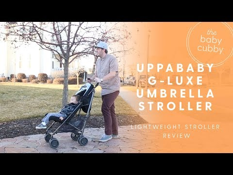 Uppababy G-Luxe Umbrella Stroller Review