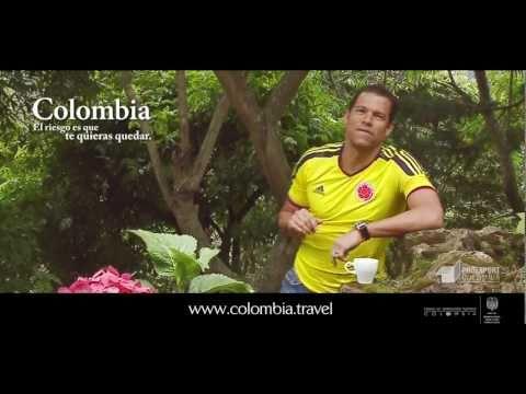 Proexport y Óscar Córdoba promocionan el Mundial Sub20 2011 - Triángulo del Café